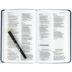 NIV Premium Gift Bible, Imitation Leather, Blue