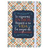 P. Graham Dunn, Wait On God Spanish Notebook, 4 1/4 x 5 3/4 x 3/4 inches