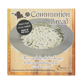 Swanson, Hard Baked Communion Bread Squares, 500 Pieces