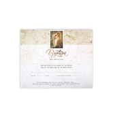 Warner Press, Baptism Certificates and Envelopes, 8 1/2 x 11 inches, Set of 6
