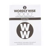 Wordly Wise 3000 4th Edition Answer Key Book 2, Paperback, Grade 2