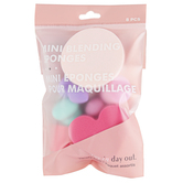 Eyecandy Accessories Inc., Day In Day Out, Mini Blending Sponges, 8 Pieces