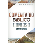 Comentario Biblico Conciso Holman, by B&H Espanol, Hardcover