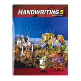 BJU Press, Handwriting 5 Student Worktext (2nd Edition)