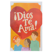 Good News Tracts, Dios Te Ama! (God Loves You), Set of 25 Spanish Tracts