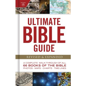 Ultimate Bible Guide: Revised & Expanded, by Kendell H. Easley, Hardcover