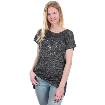 NOTW, Proverbs 31:25, She Is Clothed In Strength & Dignity, Women's Hi-Low Fashion Top, Black, XS-2XL