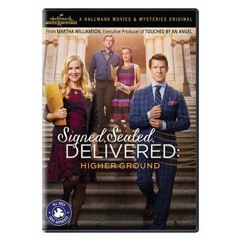 Signed, Sealed, Delivered: Higher Ground, DVD