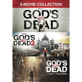 God's Not Dead 1-3 Movie Collection, DVD Set