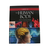 Institute for Creation Research, Guide to the Human Body Gods Amazing Design, Hardcover, Grades 6-12