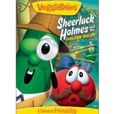 VeggieTales, Sheerluck Holmes and the Golden Ruler: A Lesson in Friendship, DVD