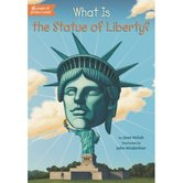 What Is the Statue of Liberty?, by Joan Holub
