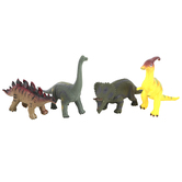Geo Central, Large Dinosaur Figure, Assorted Variety