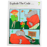 Educators Publishing Service, Explode the Code Book 7, 2nd Edition, Grades 2-4