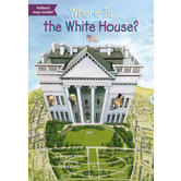 Where Is the White House by Megan Stine and David Groff, Paperback