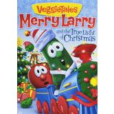 VeggieTales, Merry Larry And The True Light Of Christmas, DVD