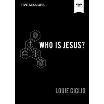 Who Is Jesus Video Study, by Louie Giglio, DVD