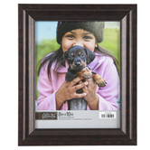 Green Tree Gallery, Scoop Beveled Frame, MDF, Bronze, Holds 8 x 10 inch Photo