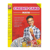 Remedia Publications, Life Skills Series Credit Card Math, Reproducible Paperback, Grades 6-12