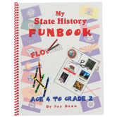 A Helping Hand, My State History Funbook Kansas Set, Grades PreK-2