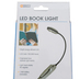 Mighty Bright, TravelFlex Book Light, Green, 2 x 4 x 8 1/2 inches
