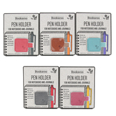 If, Bookaroo Pen Holder, Multiple Colors Available, 1 x 1 1/4 inches