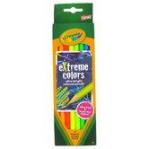 Crayola, Extreme Colors Neon Pencil, 8 Count