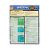 BarCharts, Writing, Laminated Quick Study Guide, 8.5 x 11 Inches, 6 Pages, Grades 6 and up