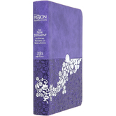 TPT The New Testament: 2nd Edition, Compact, Imitation Leather, Violet