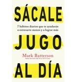 Sacale Jugo al Dia, by Mark Batterson, Paperback