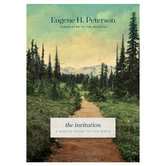The Invitation: A Simple Guide to the Bible, by Eugene H. Peterson, Paperback