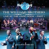 Live At the Hard Rock: Part 1, by The Williams Brothers, CD and DVD