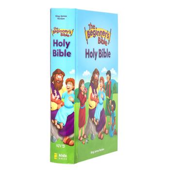 KJV The Beginner's Bible, Large Print, Hardcover