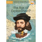 Pre-buy, What Was the Age of Exploration, by Catherine Daly & Jake Murray, Paperback
