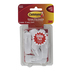 Command, Small Utility Hooks, White, Pack of 6