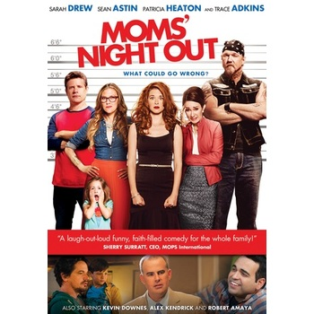 Mom's Night Out, DVD