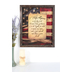 Framed Pledge of Allegiance Wall Art, 18 3/4 x 22 3/4 inches