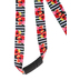 ID Avenue, Hibiscus Ribbon Lanyard with Reel, 38 Inches, Multi-Colored, 1 Piece