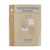 Memoria Press, Traditional Logic I Student Workbook, Paperback, 92 Pages, Grades 7 and up