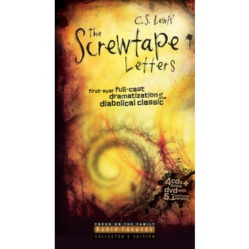The Screwtape Letters: First-Ever Full-Cast Dramatization, by C. S. Lewis, Audiobook