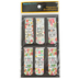Salt & Light, Joy Magnetic Bookmarks, 1 Each of 6 Designs, 4 3/4 x 2 inches Each