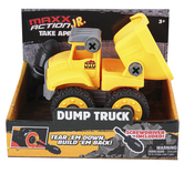 Sunny Days, Maxx Action Junior Dig DIY Take-A-Part Toy, 9 Piece Set, Ages 3 to 9
