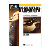 Essential Elements For Guitar Book 1, by Will Schmid, Paperback
