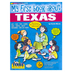 Gallopade, My First Book About Texas, Paperback, 32 Pages, Grades K-3