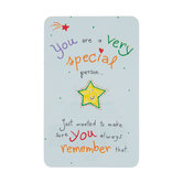 Blue Mountain Arts, You Are A Very Special Person Wallet Card, 2 x 3 1/4 inches