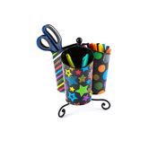 Chalk Talk Collection, Classroom Desktop Spinning Caddy, 8.5 x 6 Inches, Multi-Colored, 1 Piece