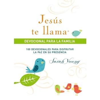 Jesus Te Llama Para La Famililia, by Sarah Young, Hardcover