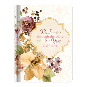 Read Through the Bible in a Year Journal, by Emily Marsh