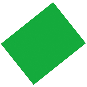 Pacon, Heavy Poster Board, 22 x 28 Inches, Dark Green, 1 Piece