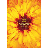 Renewing Minds, Show A Little Kindness Motivational Poster, 13 x 19 Inches, 1 Each
